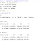 Analisis Regresi Logitik Multinomial Menggunakan R